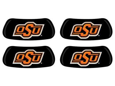 Oklahoma State Cowboys 2 Pair Eyeblack Sticker