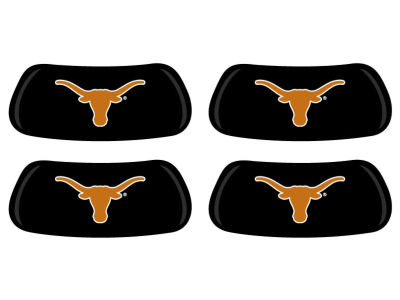 Texas Longhorns 2 Pair Eyeblack Sticker