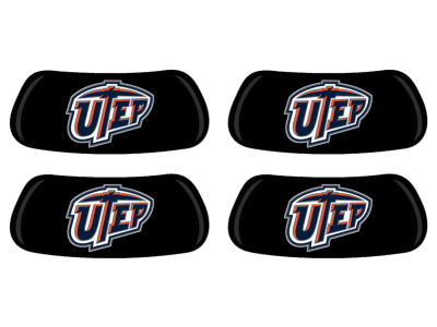 UTEP Miners 2 Pair Eyeblack Sticker