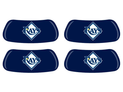 Tampa Bay Rays 2 Pair Eyeblack Sticker