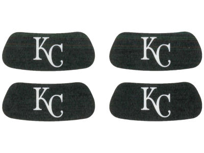 Kansas City Royals 2 Pair Eyeblack Sticker