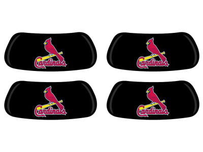 St. Louis Cardinals 2 Pair Eyeblack Sticker