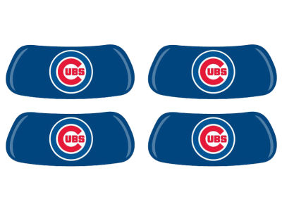 Chicago Cubs 2 Pair Eyeblack Sticker