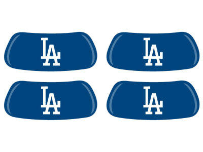 Los Angeles Dodgers 2 Pair Eyeblack Sticker