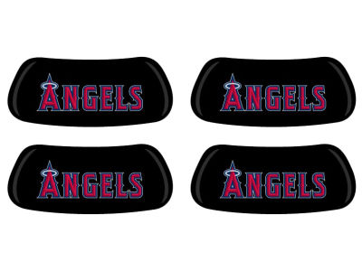Los Angeles Angels 2 Pair Eyeblack Sticker