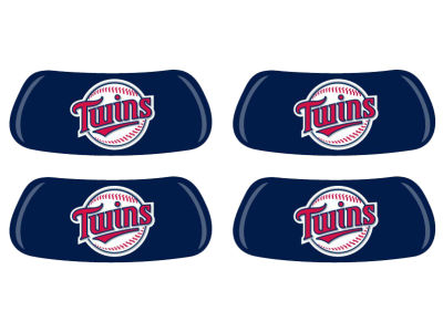 Minnesota Twins 2 Pair Eyeblack Sticker
