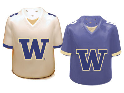 Washington Huskies Gameday Salt And Pepper Shakers