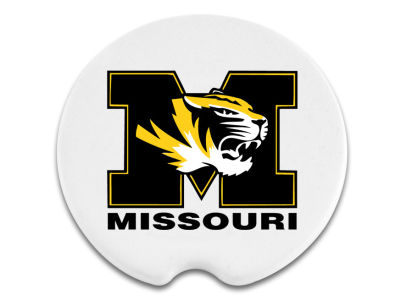 Missouri Tigers 2 Pack Car Coasters