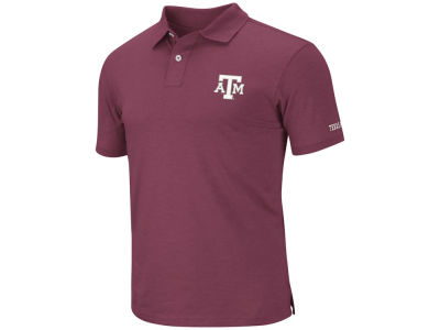 Texas A&M Aggies NCAA Choice Polo