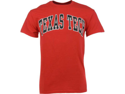 Texas Tech Red Raiders NCAA 2 for $25  NCAA Bold Arch T-Shirt