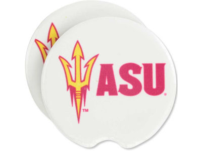 Arizona State Sun Devils 2 Pack Car Coasters