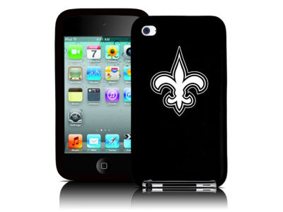 New Orleans Saints iPod Touch 4th Gen. Silicone Skin Tribeca