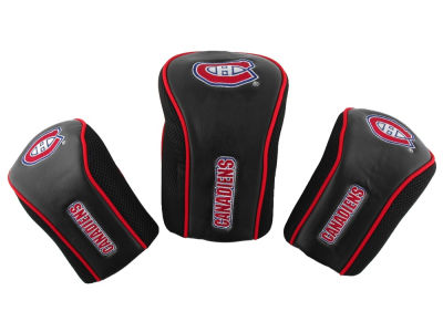 Montreal Canadiens 3-pack Headcover