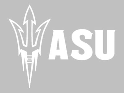 Arizona State Sun Devils 3x5 Decal