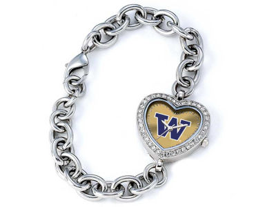 Washington Huskies Womens Heart Series Watch