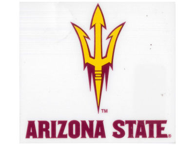 Arizona State Sun Devils Static Cling Decal