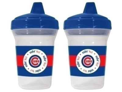 Chicago Cubs 2-pack Sippy Cup Set
