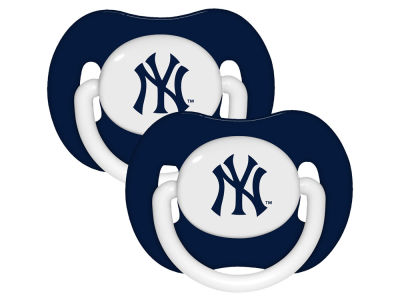 New York Yankees 2-pack Pacifier Set