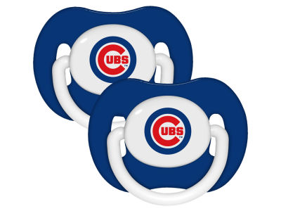 Chicago Cubs 2-pack Pacifier Set