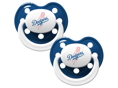 Los Angeles Dodgers 2-pack Pacifier Set