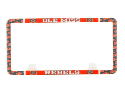 Ole Miss Rebels Thin Rim Frame