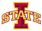 Iowa State Cyclones 4x4 Magnet Auto Accessories