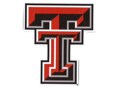 Texas Tech Red Raiders 4x4 Magnet