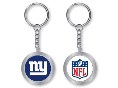 New York Giants Spinning Keychain
