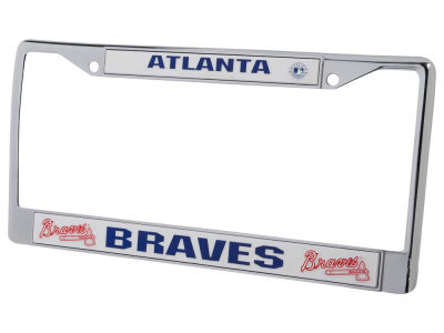 Atlanta Braves Chrome Frame