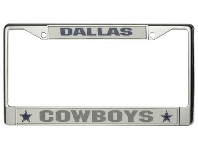 Dallas Cowboys Chrome Frame