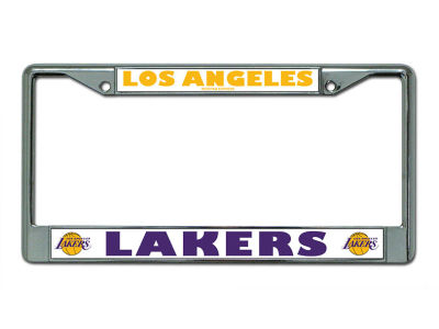 Los Angeles Lakers Chrome Frame