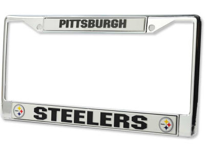 Pittsburgh Steelers Chrome Frame