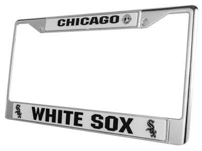 Chicago White Sox Chrome Frame