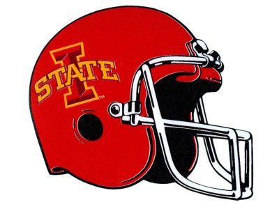 Iowa State Cyclones Vinyl Decal