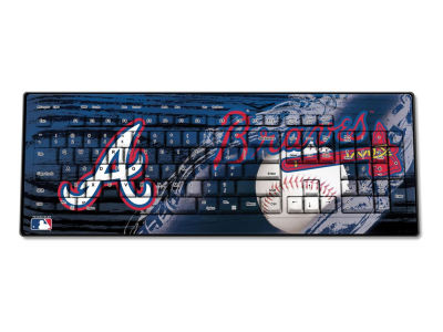 Atlanta Braves Wireless Keyboard