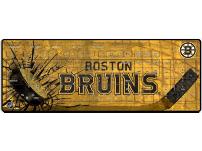 Boston Bruins Wireless Keyboard
