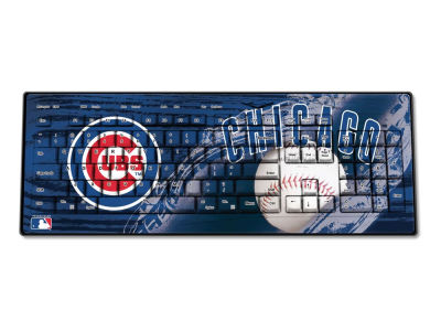 Chicago Cubs Wireless Keyboard