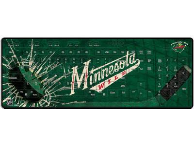 Minnesota Wild Wireless Keyboard