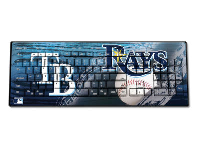 Tampa Bay Rays Wireless Keyboard