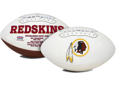 Washington Redskins Signature Series Football