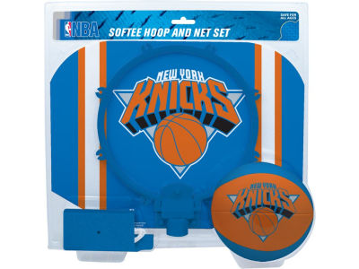 New York Knicks Slam Dunk Hoop Set