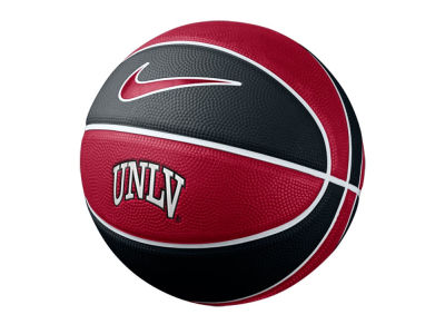 UNLV Runnin Rebels Nike NCAA Mini Rubber Basketball