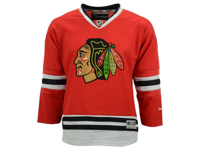 Chicago Blackhawks adidas NHL Youth Premier Jersey