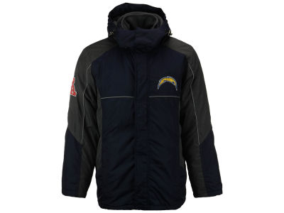 San Diego Chargers Reebok NFL Sideline Midweight Jacket