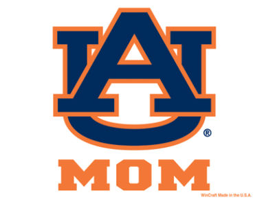 Auburn Tigers 3x4 Ultra Decal