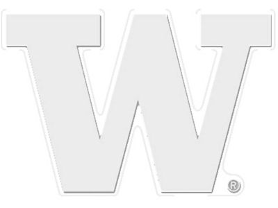 Washington Huskies Decal 18x18