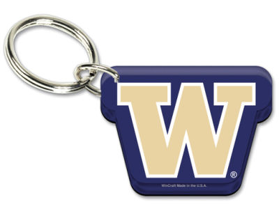 Washington Huskies Acrylic Key Ring