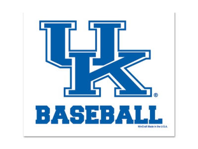 Kentucky Wildcats 3x4 Ultra Decal