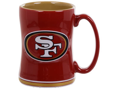 San Francisco 49ers 14 oz Relief Mug