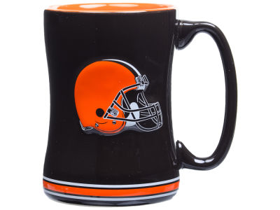 Cleveland Browns 14 oz Relief Mug